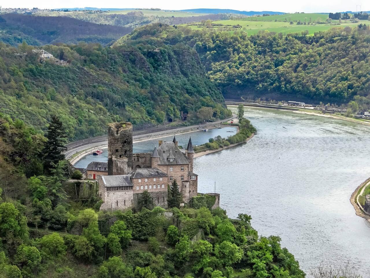 Der Rhein - Wasser des Lebens